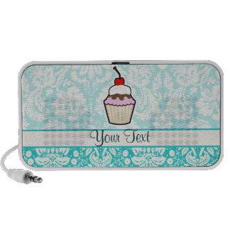 Cupcake; cute travel speaker