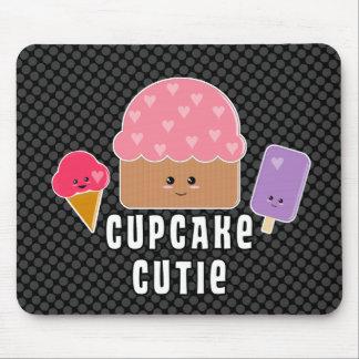 Cupcake Cutie Kawaii Mousepad