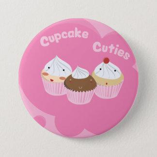 Cupcake Cuties! 7.5 Cm Round Badge