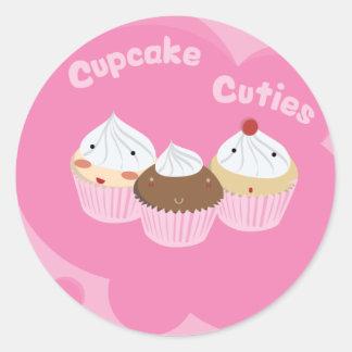 Cupcake Cuties! Stickers