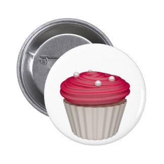 Cupcake de frambuesa pins