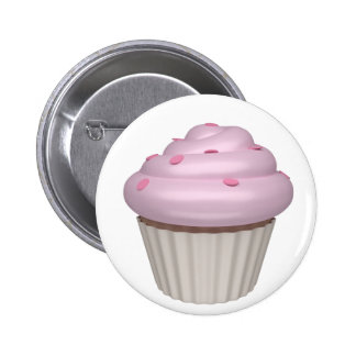 Cupcake de fresa pin