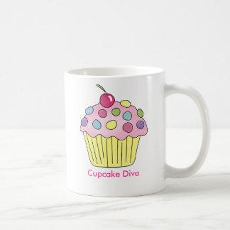 Cupcake Diva Coffee Mug