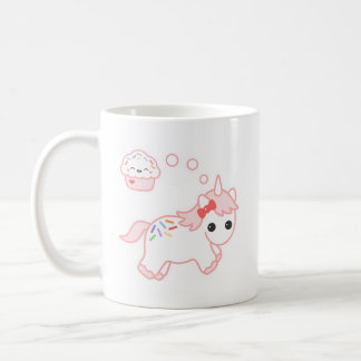 Cupcake Dream Unicorn Coffee Mug