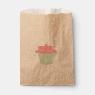Cupcake Favor Bag Favour Bags
