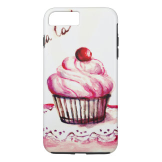 Cupcake iPhone case