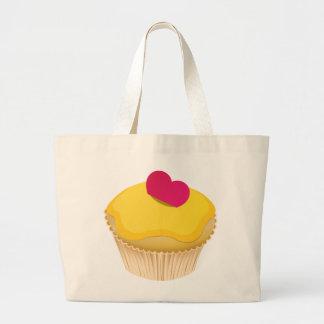 Cupcake Jumbo Tote Bag