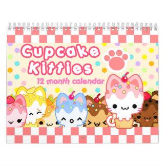 Cupcake Kitties Calendar