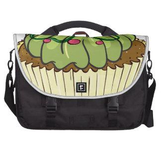 Cupcake Laptop Messenger Bag
