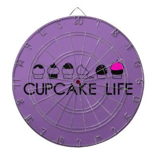 Cupcake Life Dartboard