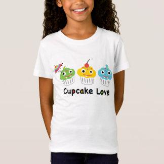 Cupcake Love cute cupcakes t shirt