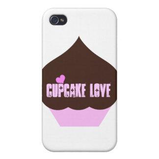 Cupcake Love iPhone 4 Covers