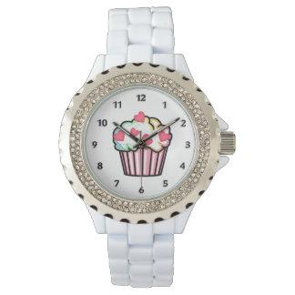 Cupcake Love Watch