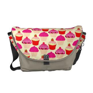 Cupcake Messenger Bag