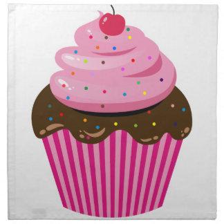 Cupcake Napkin