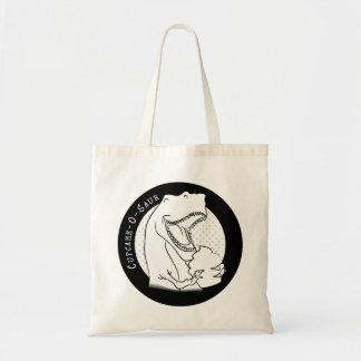 Cupcake-O-Saur Bag