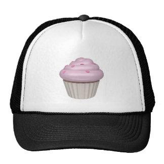Cupcake of strawberry hat