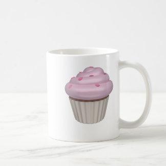 Cupcake of strawberry mug