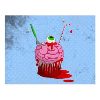 Cupcake Of The Dead Postcard