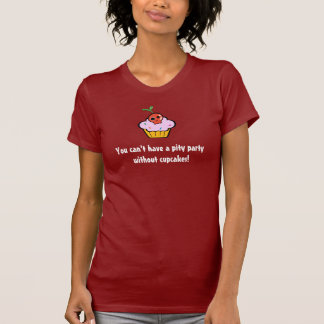 Cupcake Party t-shirt