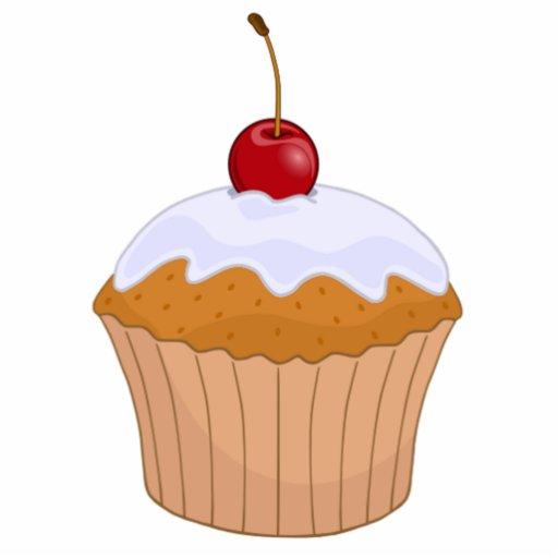 Cupcake Photo Cutout