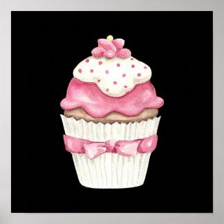 Cupcake Poster - SRF