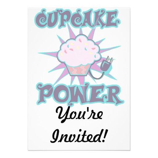 Cupcake Power Announcement