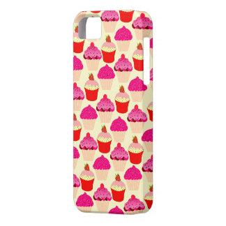 Cupcake Print Cellphone Case iPhone 5 Case