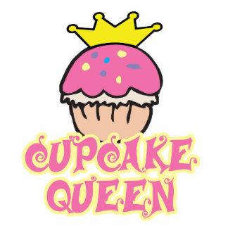 Cupcake Queen Photo Cut Out