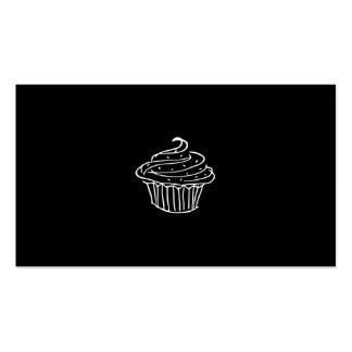 Cupcake Shop Business Card Templates