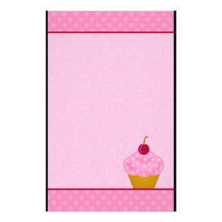 Cupcake Stationery