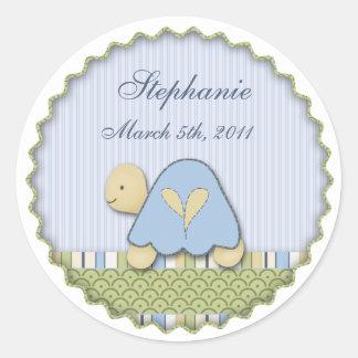 cupcake_sticker2, Stephanie, March 5th, 2011 Round Sticker