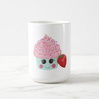 Cupcake&strawberry mug