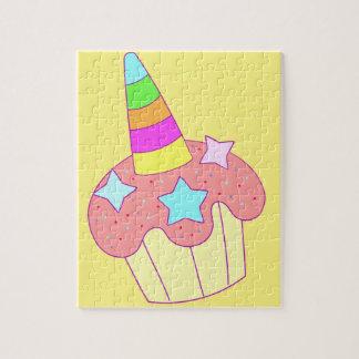 cupcake unicorn jigsaw puzzle