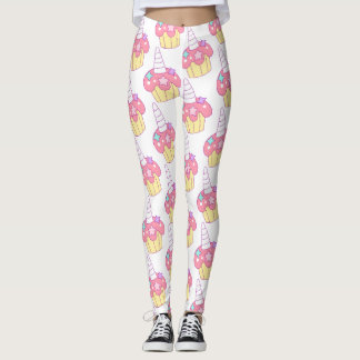 cupcake unicorn leggins leggings