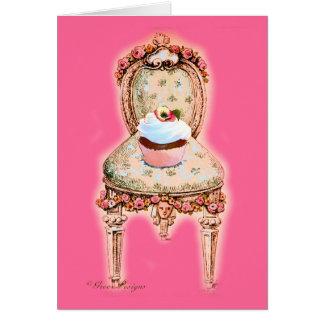 Cupcake Valentine s Day Card