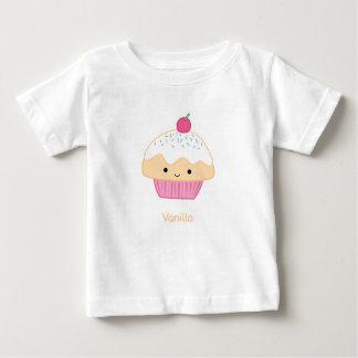 Cupcake, Vanilla Flavor Baby T-Shirt