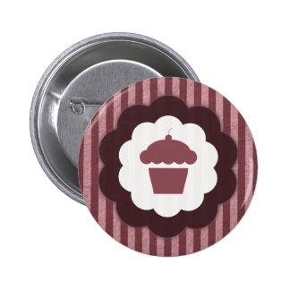 cupcake vintage buttons