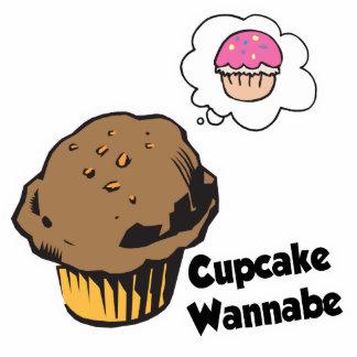 Cupcake Wannabe Muffin Cut Outs