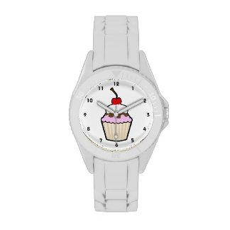 Cupcake Wrist Watch