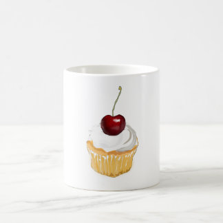 Cupcake With Cherry Mug