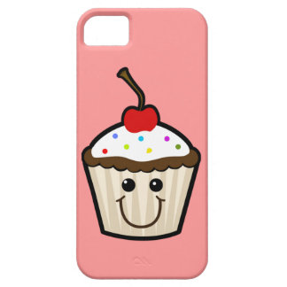 Cupcake with sprinkles barely there iPhone 5 case