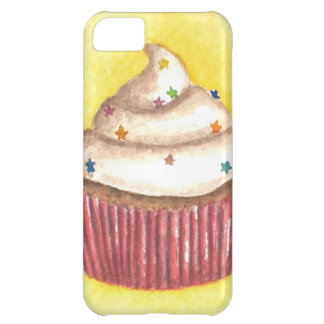 Cupcake with Star Sprinkles iPhone 5C Case