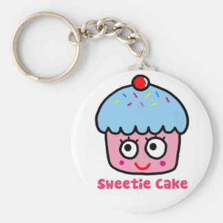 cupcake yummy keychain