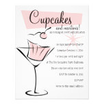 Cupcakes and Martinis!