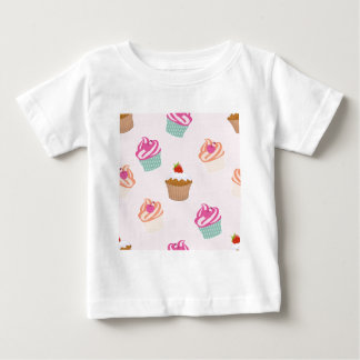Cupcakes And Muffins Baby T-Shirt