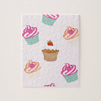 Cupcakes And Muffins Jigsaw Puzzle