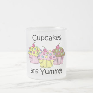 Cupcakes Are Yummy T-shirts and Gifts Mug