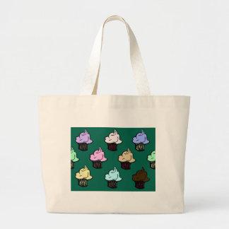 Cupcakes Canvas Bag