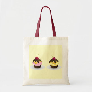 Cupcakes Canvas Bags